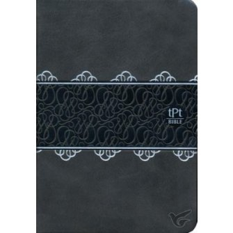 Passion Translation New Testament (Compact) Charcoal
