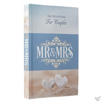 Mr & Mrs - Hardcover - For couples