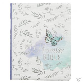 My Promise Bible - Silky - Butterfly