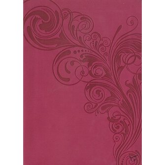 Compact Large Print Ref. Bible - Pink