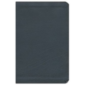 Ultrathin Reference Bible, Black Pre
