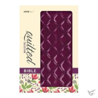Quilted Collection Bible :   Bible-NIV, 9781473619685