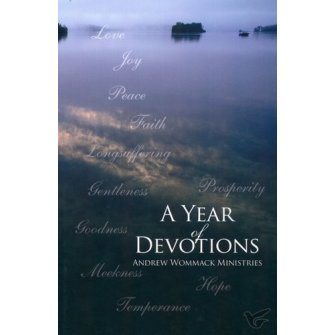 A Year Of Devotions