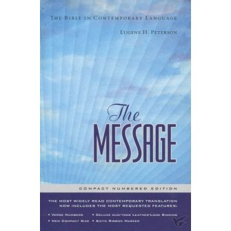 The Message - Compact Bible