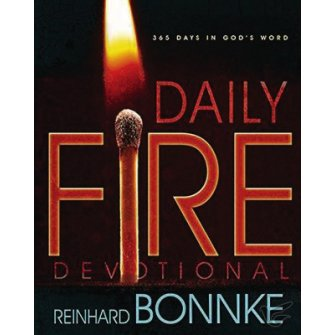 Daily Fire Devotional 365Days In God's Word
