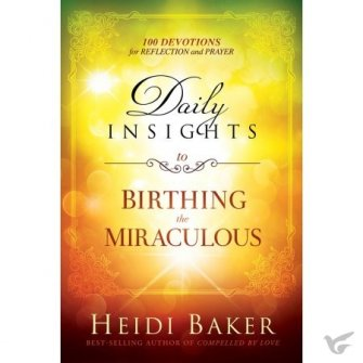 Daily insights to birting the miraculous