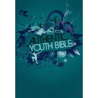 Authentic Youth Bible Teal - Hardback