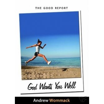God Wants You Well - Booklet