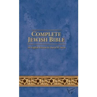 Complete Jewish Bible -Updated