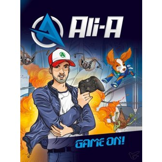 Ali-A game on!