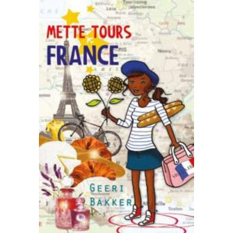 Mette tours France, deel 2 :  Bakker, 9789026602573