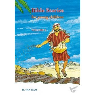 Bible stories for young children 2