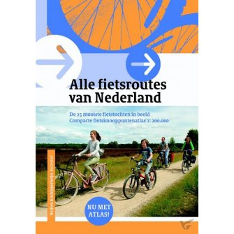 Alle fietsroutes in nederland
