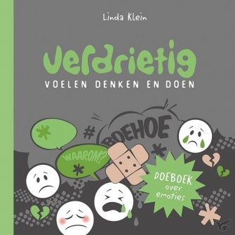 Doeboek over emoties Verdrietig :  Klein, 9789085433767