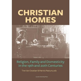 Kadoc-Studies on Religion, Culture and Society Christian Homes