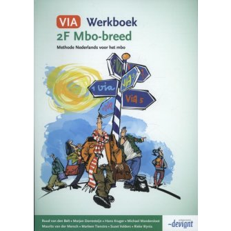 VIA werkboek 2f mbo-breed