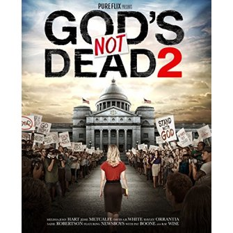 God's Not Dead 2 (DVD / NL-ondertiteld)