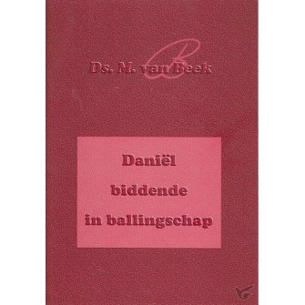 Daniel biddende in ballingschap