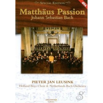 Matthaus Passion (Limited Special Edition DVD)