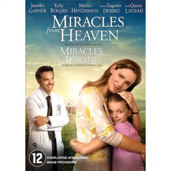 Miracles from heaven (DVD / NL-ondertiteld)