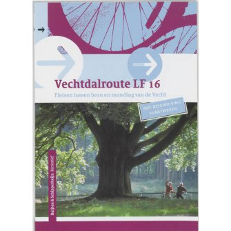 LF16 Vechtdalroute :  , 9789058813343