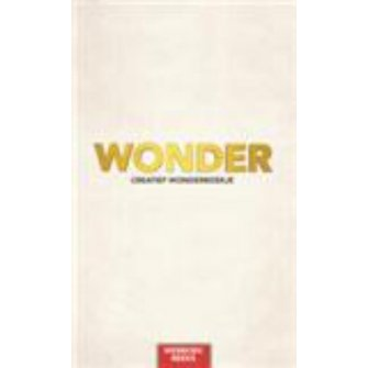 Wonderboek white