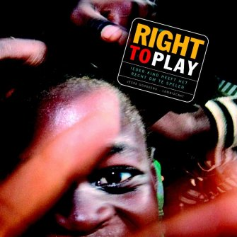 Right to play / druk 1