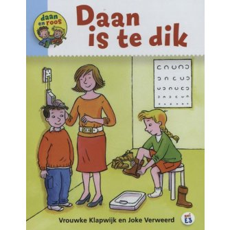 Daan is te dik