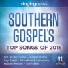 Singing News Southern Gospel Songs 2015