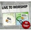 Live to worship box set 1&2