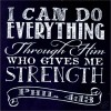 I can do everything - Chalk