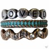 Loved - Set of 3 rings - Size 7