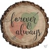Forever and always - Love