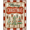 Merry Christmas - Rustic