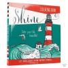 Shine - Coloring Book for adults
