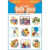 Old Testament Bible Stories - Stickers - set of 6 pages