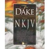 Dake Annotated Reference Bible - Large Print ed. Black - Leathersoft