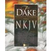 Dake Annotated Reference Bible - Large Print ed. Burgundy - Leathersoft