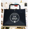 Tas: Love Is A Lifestyle (donkerblauw)