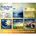 Nederland Zingt - BEST OF (5-CD-BOXSET)