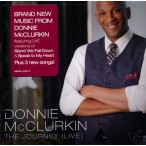 The Journey (live) (CD) : Donnie  McClurkin, 889853419128