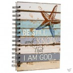 Be Stil And Know That I Am God - Large W