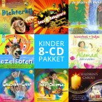 Kinder CD-pakket (8CD)