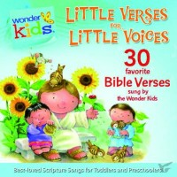Little Verses for Little Voices (CD)