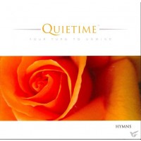 Quietime - Hymns (CD) : Eric  Nordhoff, 080856001420