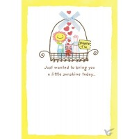 Just wanted to bring you a little sunshine today (Praying for you - 6 pieces)