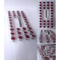 Communion-tray (32 kleine cups)