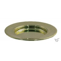 Communion breadplate gold non stacking