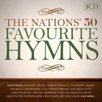 The Nations 50 Favourite Hymns (3-CD) :   Various, 5021776210337
