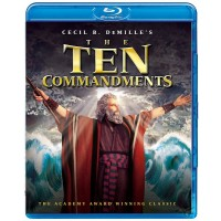 Ten Commandments, The (BLURAY)